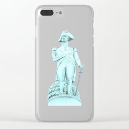 Nelson II Clear iPhone Case