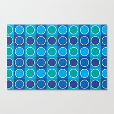 Dots 1 Canvas Print