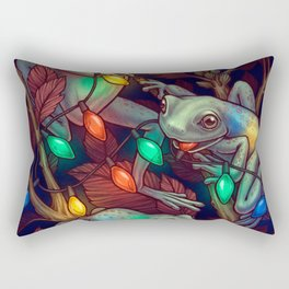 Baby it's Toad Outside Rectangular Pillow