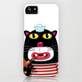 Sailor Kitten iPhone Case