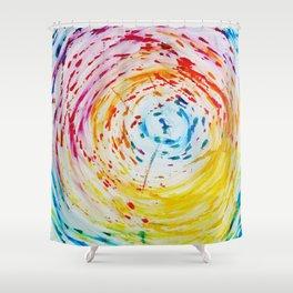 Soul Unbound Shower Curtain