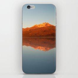 Salar De Uyuni Sunrise 5 iPhone Skin