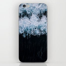 The Color of Water - Seascape iPhone Skin