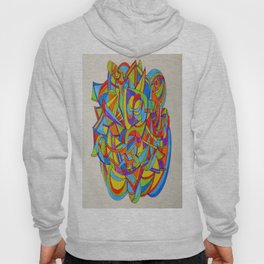 Abstract painting 000 Hoody