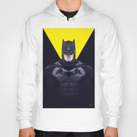 bat man Hoodies featuring Bat man by Muito