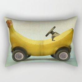 Banana Buggy Rectangular Pillow