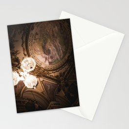 Grand Ceiling Stationery Cards