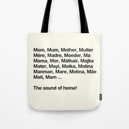 Mothers Day VII Tote Bag