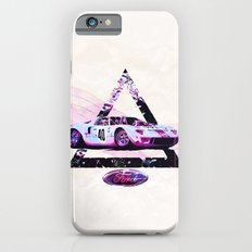 Ford Gt40// Le Mans Race Cars iPhone 6s Slim Case