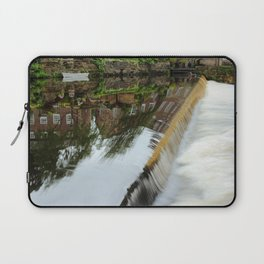 Edge of Calm Waters Laptop Sleeve