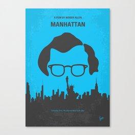 No146 My Manhattan mmp Canvas Print