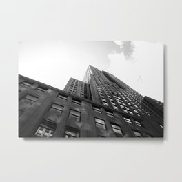 Empire State of Mind - 2009 Metal Print