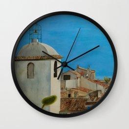 St. Tropez Wall Clock