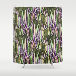 Bean Sprouts Shower Curtain