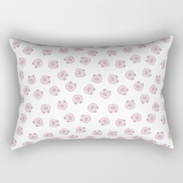 Pig Pattern Rectangular Pillow