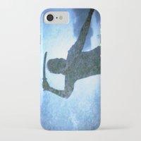samurai iPhone & iPod Cases featuring Samurai by Deprofundis
