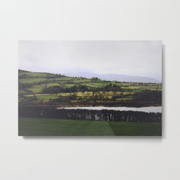 A Welsh memory Metal Print