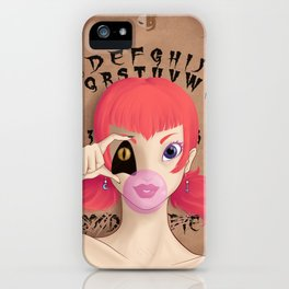 """Ouija"" iPhone Case"