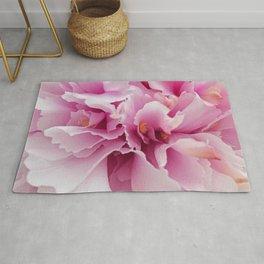 Spring Pink Bloom Rug