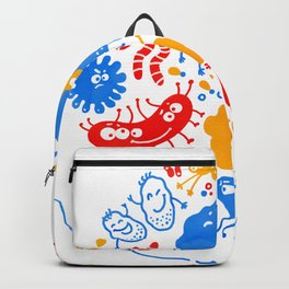 Primary soup Backpack