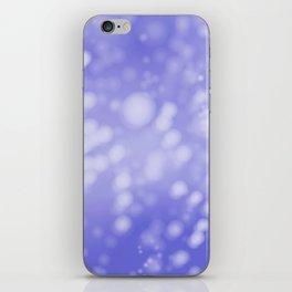 Purple Ombre iPhone Skin