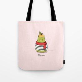 Pearisian Tote Bag