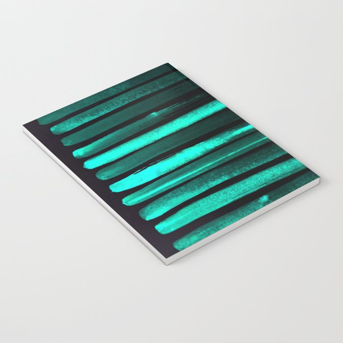 We Have Cold Winter Teal Dreams At Night Notebook