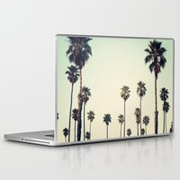 california Laptop & iPad Skins featuring California  by Bree Madden