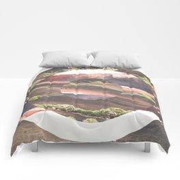 Circle Madness Comforters