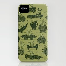 Critter Cars Slim Case iPhone (4, 4s)