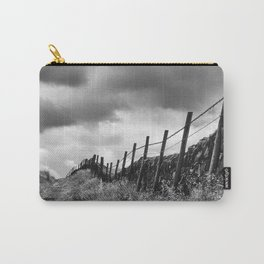 Along The Wire Carry-All Pouch