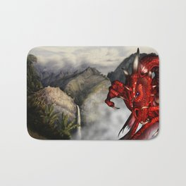 Dragon Bath Mat