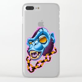 G Rilla Clear iPhone Case