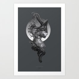The Requiem Art Print