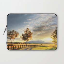 Breath of Fresh Air Laptop Sleeve