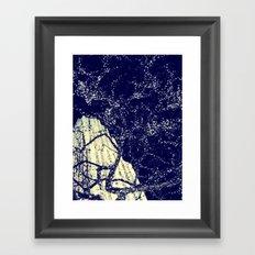Lights Framed Art Print