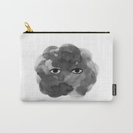 Melancholy Cloud Carry-All Pouch