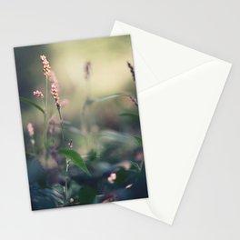 Purple Beauty Stationery Cards
