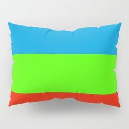 Fluorescent Rainbow |7 Colours Pillow Sham