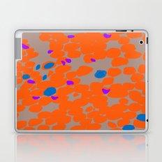 Orange Dot Laptop & iPad Skin