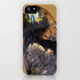 Scottish Golden Eagle iPhone Case
