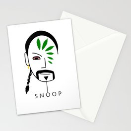 Snoop Dog Stationery Cards