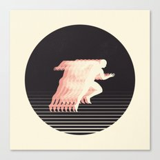 Terrestrial Locomotion Canvas Print