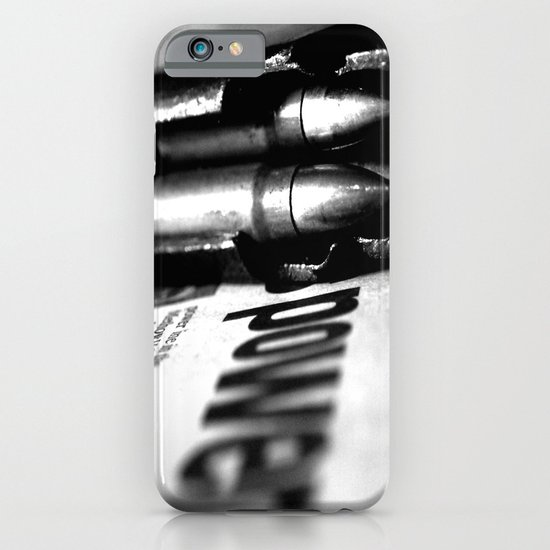 Pen and Sword iPhone & iPod Case