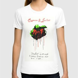 Romeo And Juliet - v.1 Love's Burden T-shirt