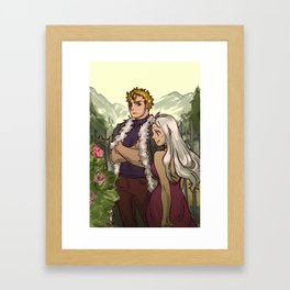 Miraxus Framed Art Print