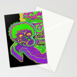 Other Worlds: The Game Logo Stationery Cards