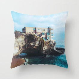 Table Rock Throw Pillow