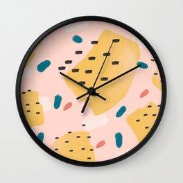 Citric Fun Wall Clock
