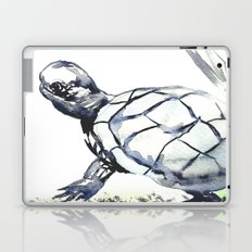 Slow and Steady Laptop & iPad Skin